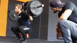 Unterkörper Training | Maxim Daily Vlog [064]