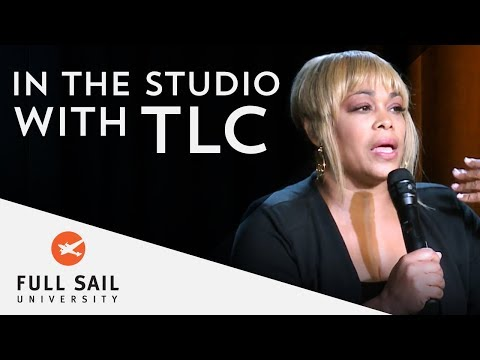 In the Studio with TLC: Q&A with Leslie Brathwaite and Tionne