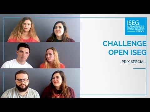 Challenge OPEN ISEG - Prix spécial