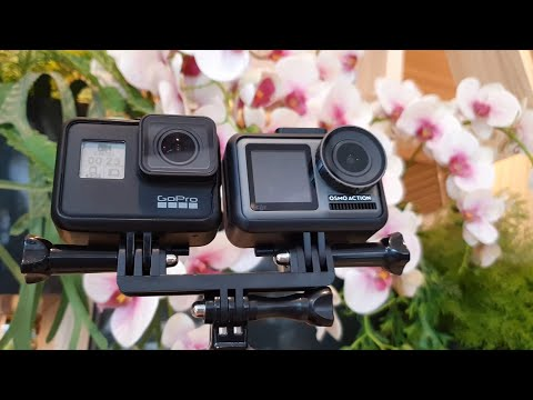 DJI Osmo Action - a quick review by me