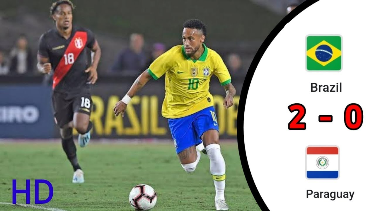 Download Brazil VS Paraguay 2-0 || Extended Highlights & All Goals 2021|| HD