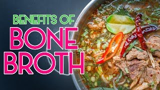 Bone Broth: All About Diet and Benefits | Natalie Jill Fitness Live Stream