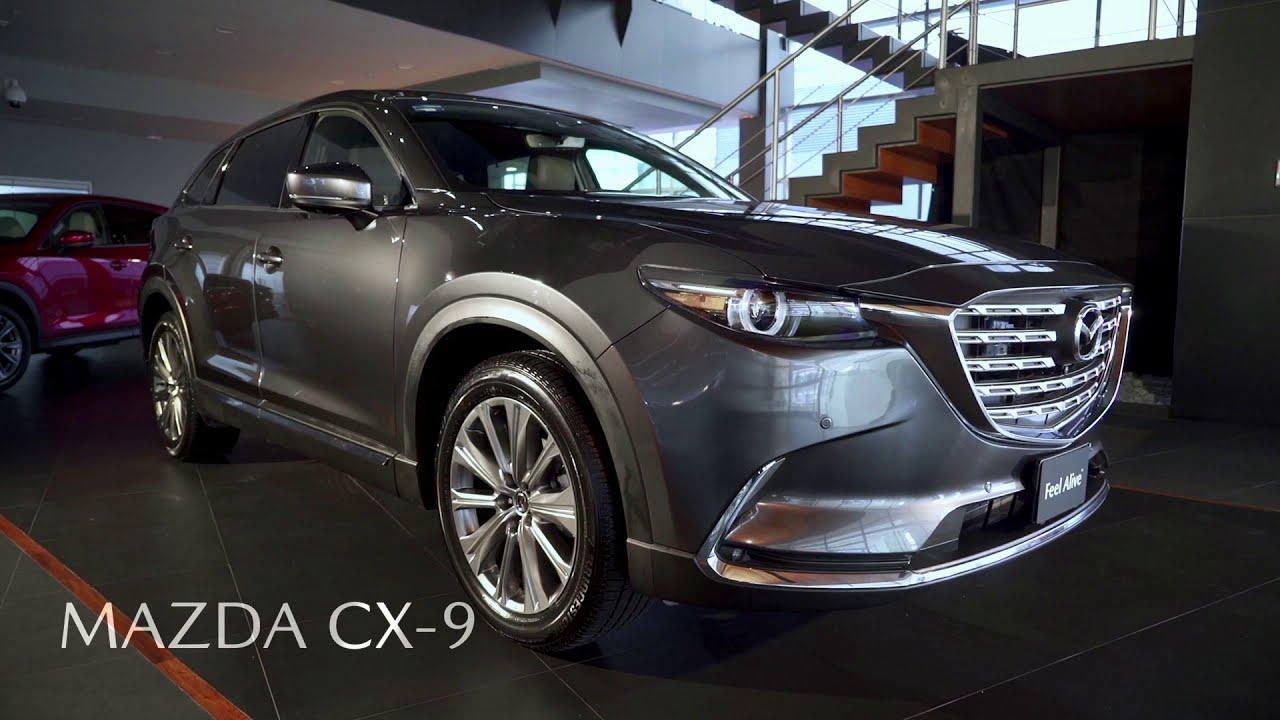 Una SUV con caracter atrevido   Mazda CX-9