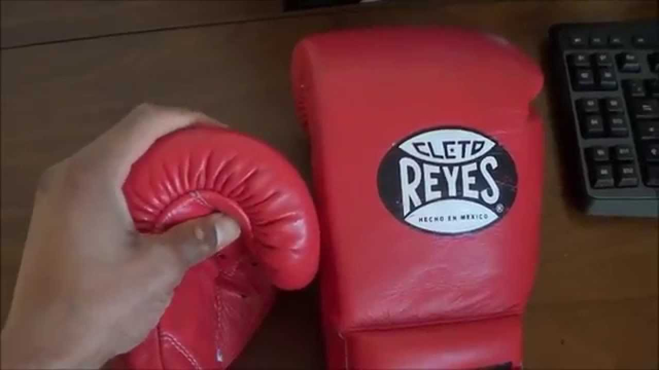 Cleto Reyes Gloves Review