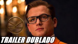 Kingsman : O Círculo Dourado | Trailer Oficial [HD] | Dublado (PT-BR)