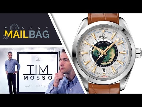 Mailbag! Omega Seamaster vs Chopard LUC; Which Rolex to Buy? Patek Philippe Movements, Vintage Tudor