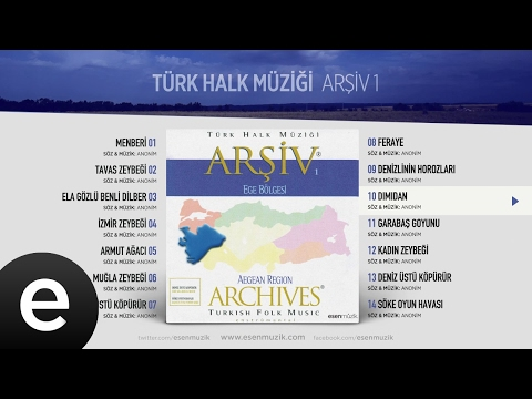 Dımıdan (Türk Halk Müziği) Official Audio #dımıdan #türkhalkmüziği