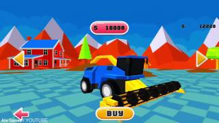 Toy Tractor Battle Final Wars - Tractor Simulation [ New Android Gameplay HD ]