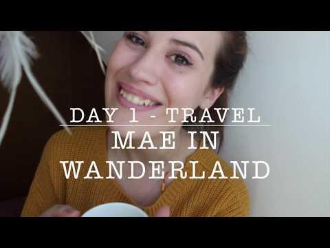 Day 1. Australia, Travel & £18 Deodorant!