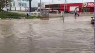 Nuevo temporal. Torrevieja 13.3.2017