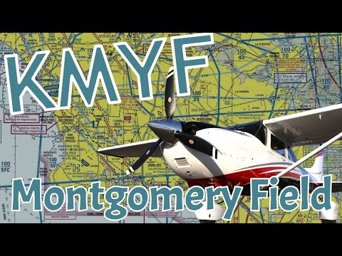 Flying to San Diego in HD (KWHP-KMYF)