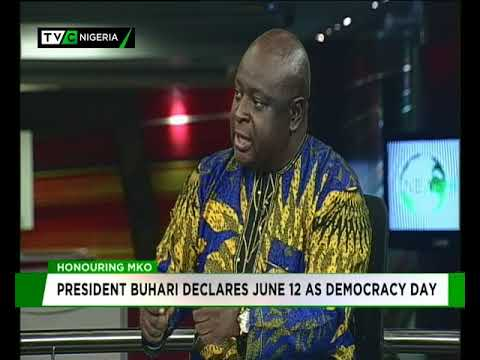 Buhari's recognition of June 12, best gift to pro-democracy fighters - Otitoju