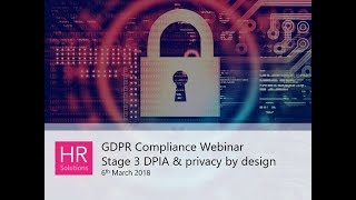 Gdpr compliance - stage 3 dpia and ...