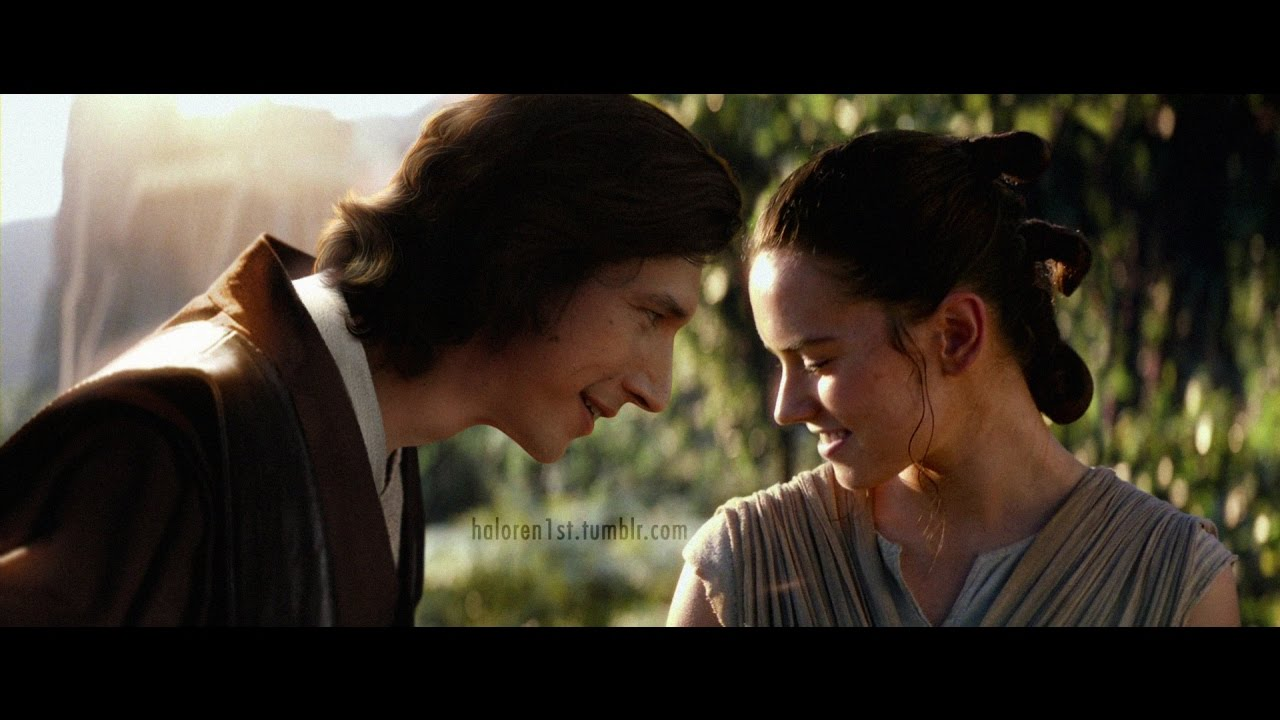 rey and kylo relationship