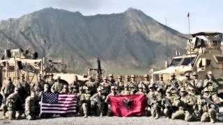 New Jersey Adjutant General Visits Albania
