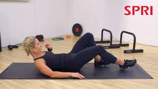 SPRI Hot Cold Massage Kit - Exercise Guide