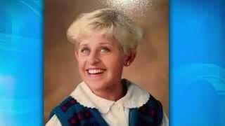 Bad school photos Ellen's doughter and Ellen's