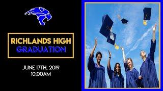 Richlands High School Graduation 2019