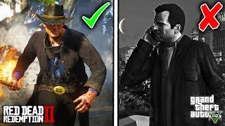 Here's 5 Amazing Ways Red Dead Redemption 2 Will Be BETTER Than Grand Theft Auto 5