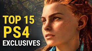 15 Best PlayStation 4 Exclusives