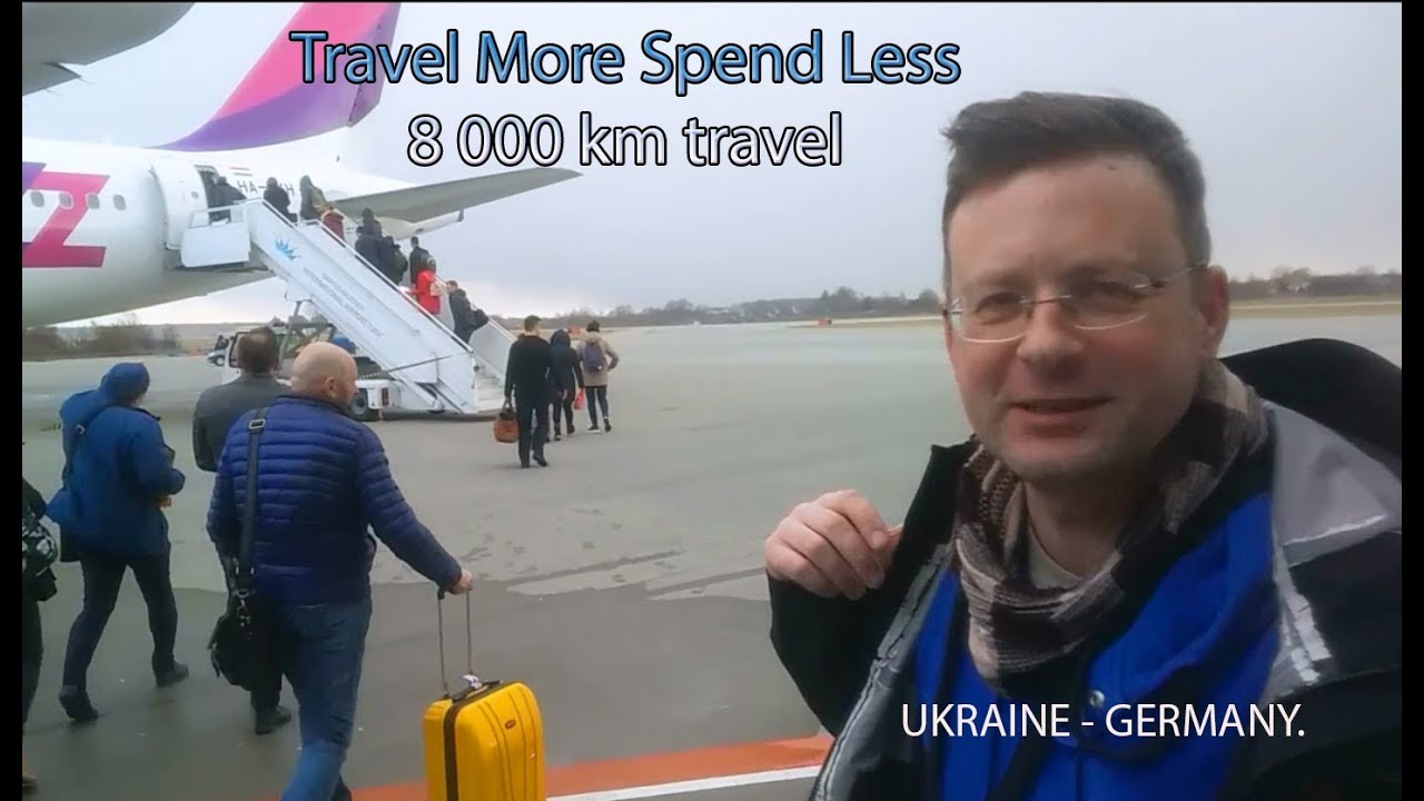 Find out how to journey low-cost. Ukraine – Germany Ivano-Frankivsk, Lviv. Spend l