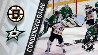 03/23/18 Condensed Game: Bruins @ Stars