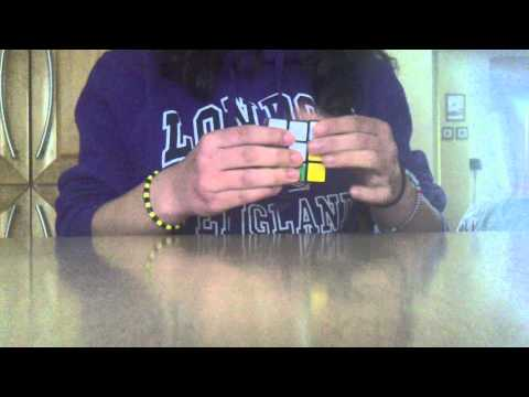 Rubik's cube solved in 55 seconds!! (personal record)
