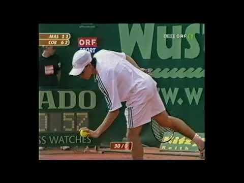Nicolas Massú vs Guillermo Coria - Kitzbühel 2003 F Highlights