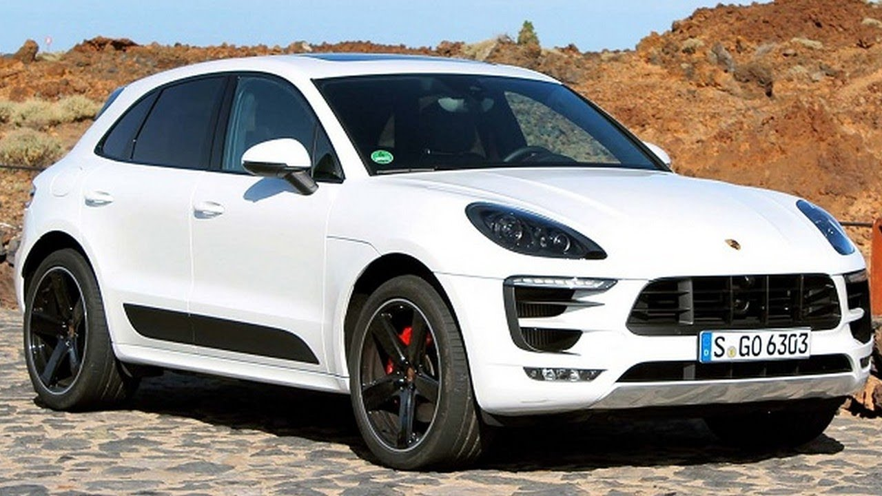 New 2018 Porsche Macan Facelift Price Spec