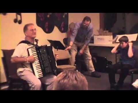 Frank Marocco home video  with Gary Blair