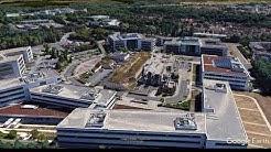 Survol virtuel de la ville de Guyancourt deuxième partie