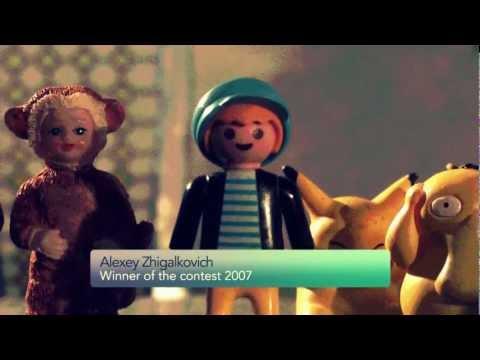 Alexey Zhigalkovich - S druzyami (Junior Eurovision Song Contest 2010 - With Toys)