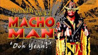 """Macho Man"" Randy Savage theme song (Pomp and Circonstence)"