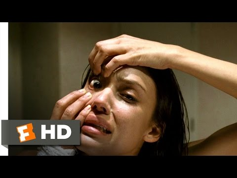 The Eye (6/8) Movie CLIP - A Message From the Eye (2008) HD