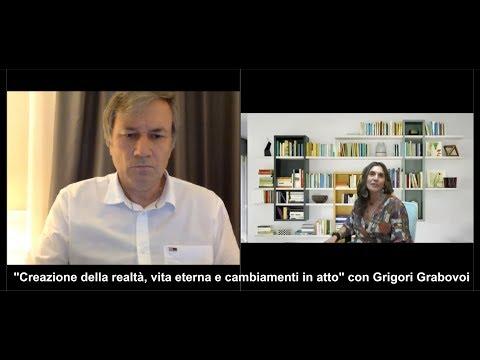"""""""Creazione Della Realtà, Vita Eterna E Cambiamenti In Atto"""" Con Grigori Grabovoi"""