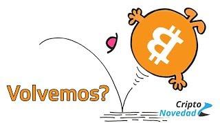 Bitcoin rebota luego de la gran caída y actualización sobre Bitgrail y los NANO robados