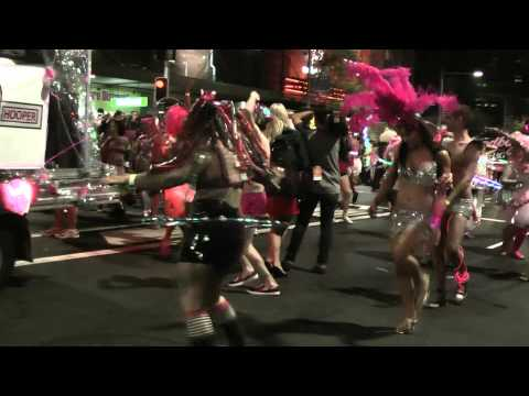 Sydney Mardi Gras Parade 2013 (Future GEN Hooper Float)