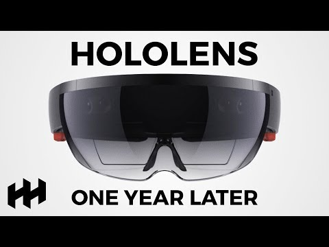 HoloLens One Year Later!