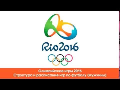 Расписание Олимпийских игр в Рио де Жанейро 2016