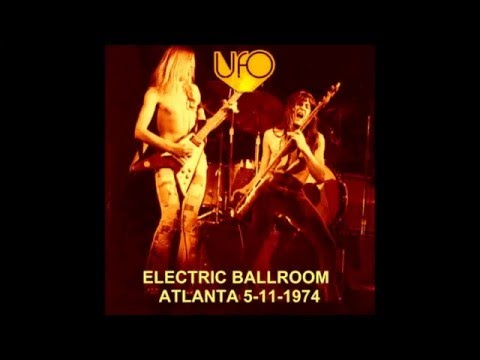 UFO: Live At The Electric Ballroom, Atlanta, 5, 11, 1974  [Bootleg]