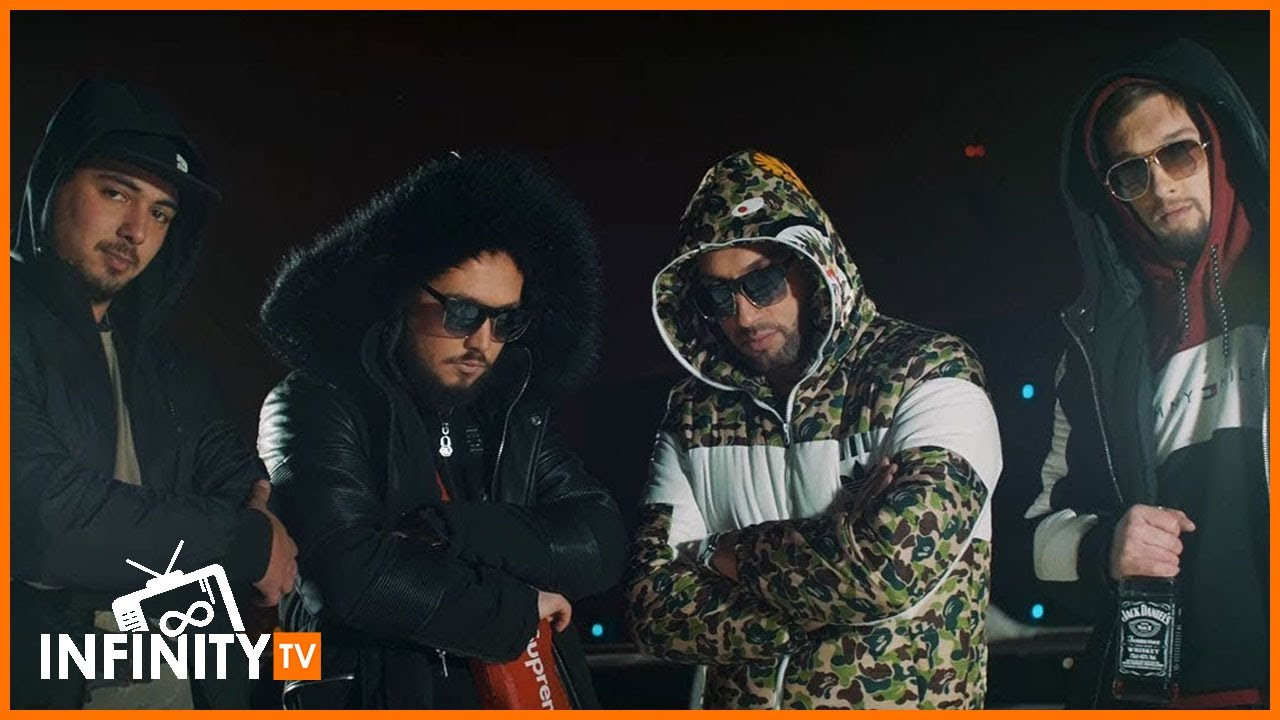 PANTER X GLIGA FEAT MC STANKO -  VAN ZAKONA (OFFICIAL VIDEO 2019) 4K