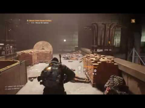 THEHUNTERBIA's Live PS4 Broadcast the division ep 2 skiped lvs