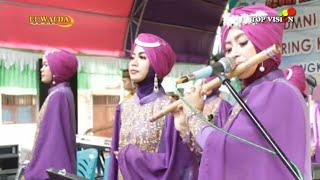 Download Mp3 Man Ana Lailakum - Qasidah El Wafda Live Cangkring 2019