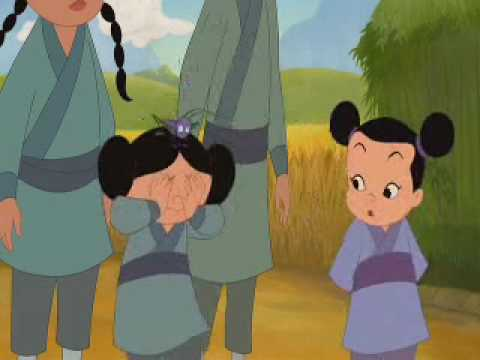Mulan 2 - Lesson number one (french) poster