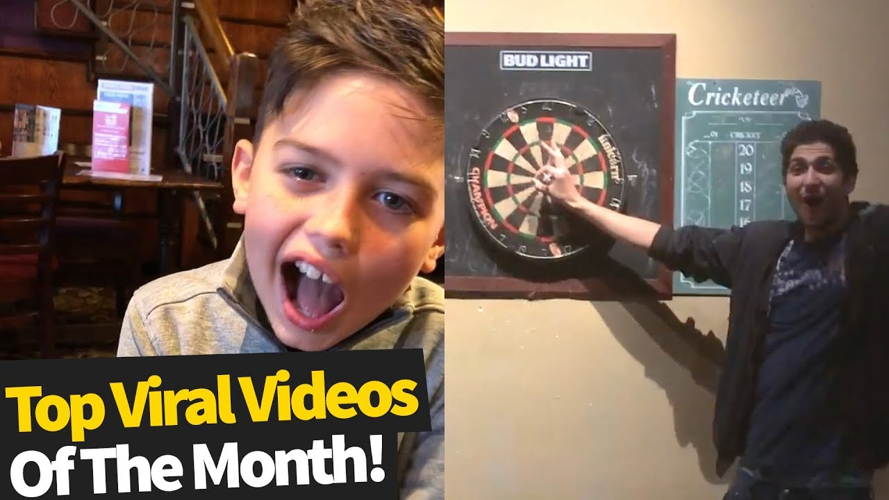 Top 65 Viral Videos Of The Month - January 2020