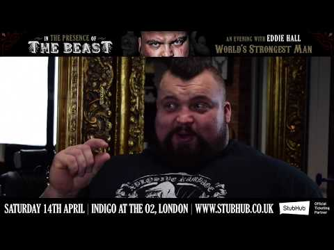 Eddie Hall | Worlds Strongest Man | Heart issues, being 200kg & beating Thor & Shaw!