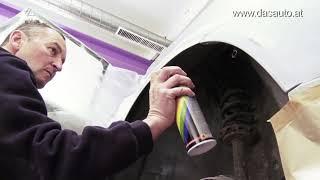 dasAuto Easy Repair - Rost und Rostlöcher reparieren [HD] - DiY