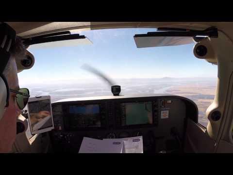ATC & Radio Calls Cessna 172 Solo XC