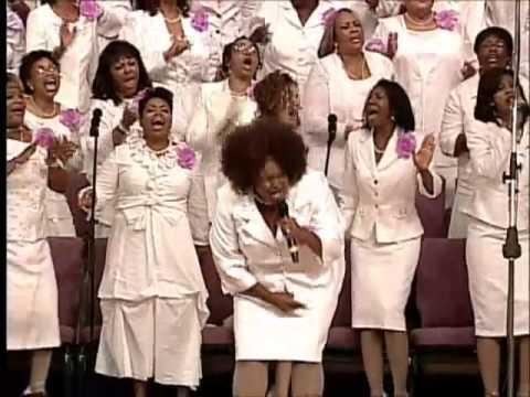Pastor Milton R. Hawkins Presents The Temple of Deliverance Women's Choir