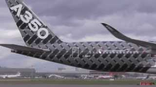Aviation Week Pilot Report: Airbus A350
